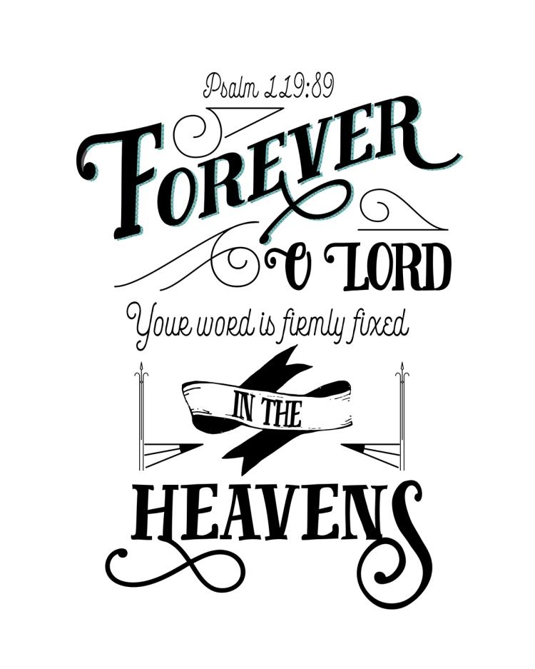 Psalm 119_89