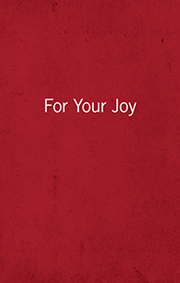 For Your Joy