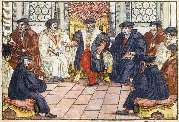 Colloquy of Marburg