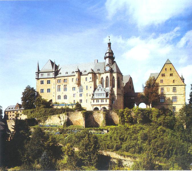 Marburg_Castle