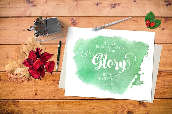 Glory_Watercolor